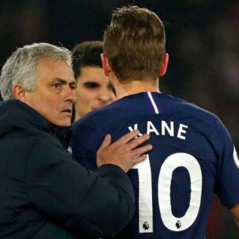 Pundit claims Kane only stayed at Spurs because of Mourinho