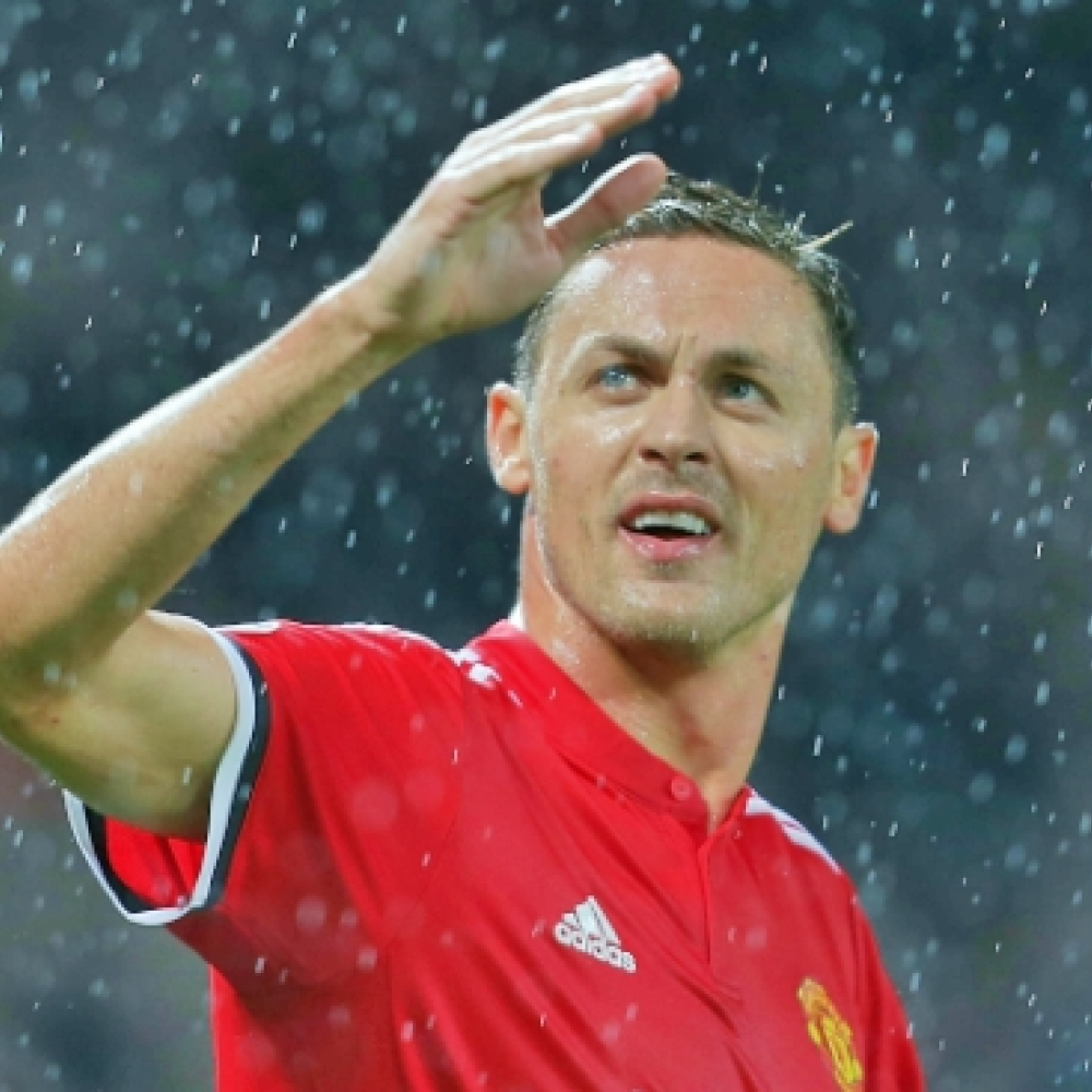 Nemanja Matic revealed as life-saving medical cash donor