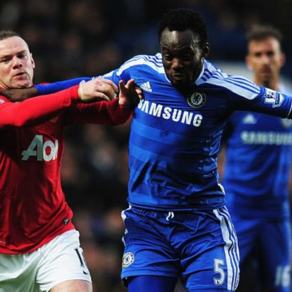Essien names Chelsea player that convinced him to reject Man Utd
