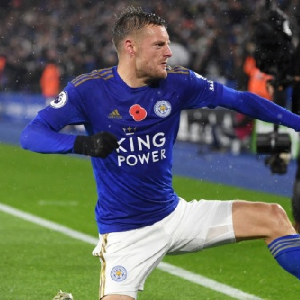 Rodgers says Vardy will have 'part to play' in EFL Cup semi-final