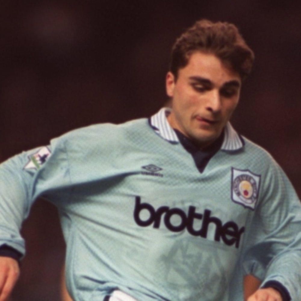 Georgi Kinkladze: An unknown quantity who left a lasting mark