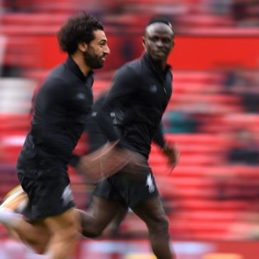 Klopp tells Salah what he can learn from 'lucky' Mane