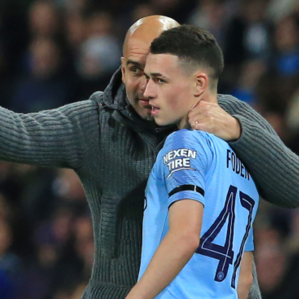 F365's early loser: Phil Foden and a flashing yellow 'but'