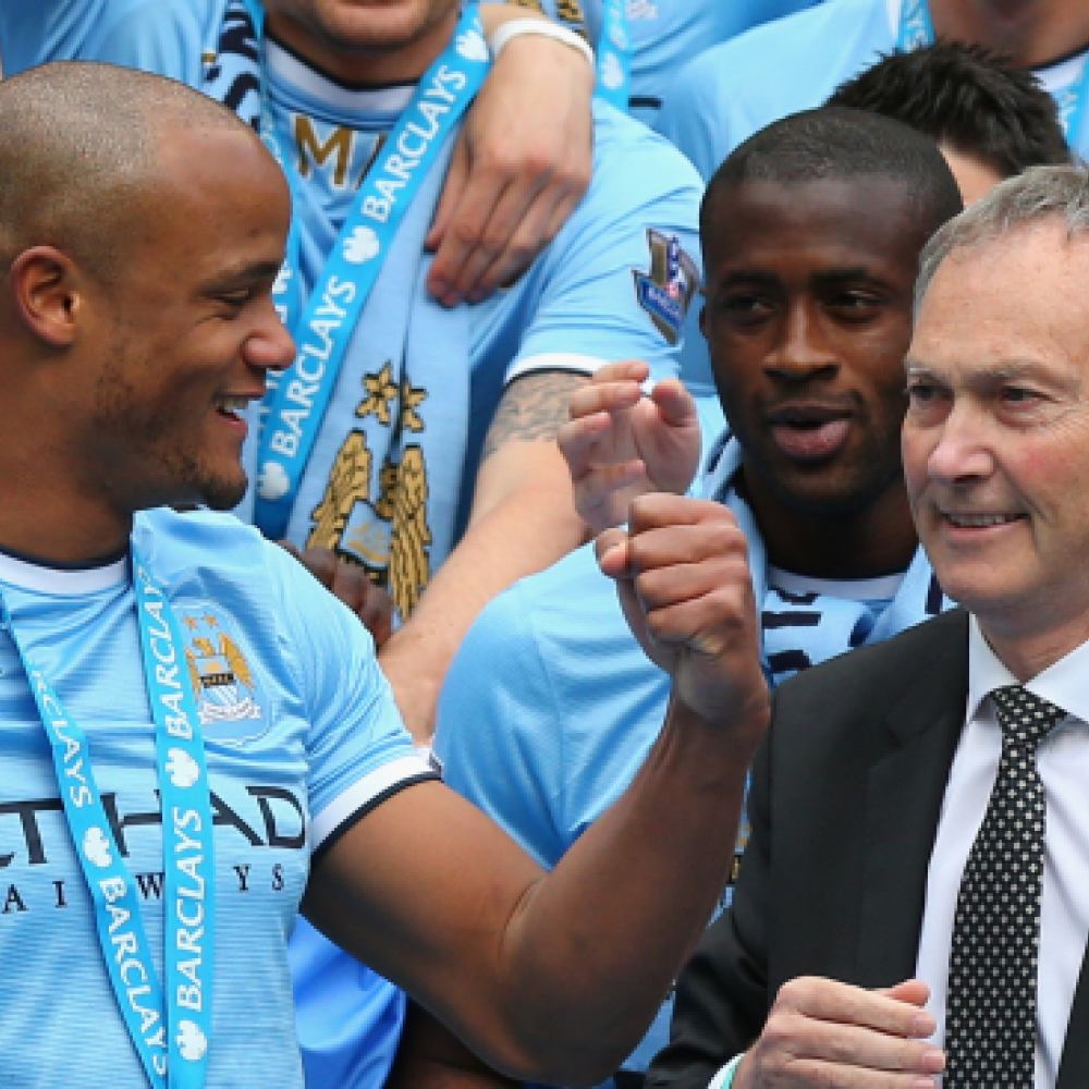 Premier League spoil Scudamore successor's blank canvas