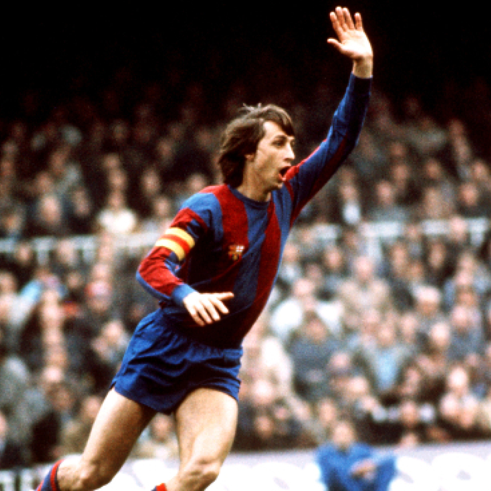 Ranking Barcelona's 19 Dutch players from Cruyff to Cillessen