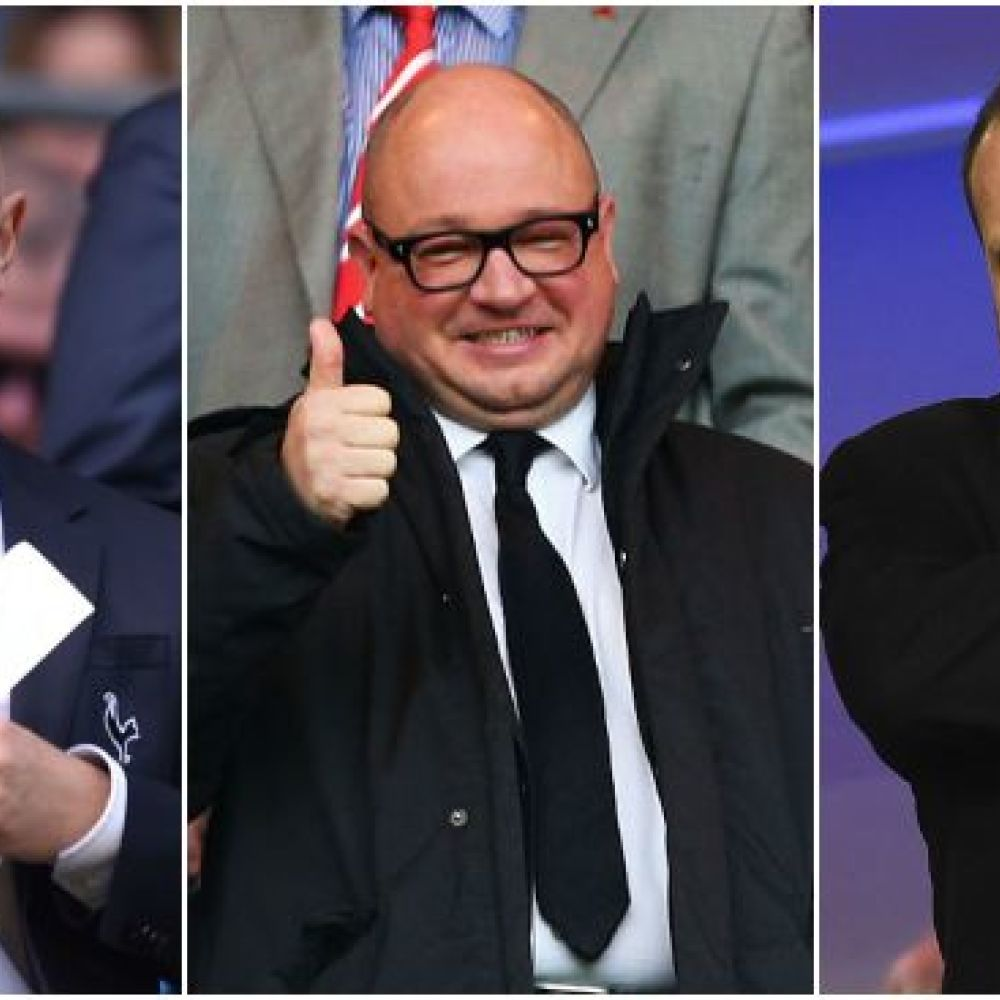 Who is in charge of transfers at each Premier League club?