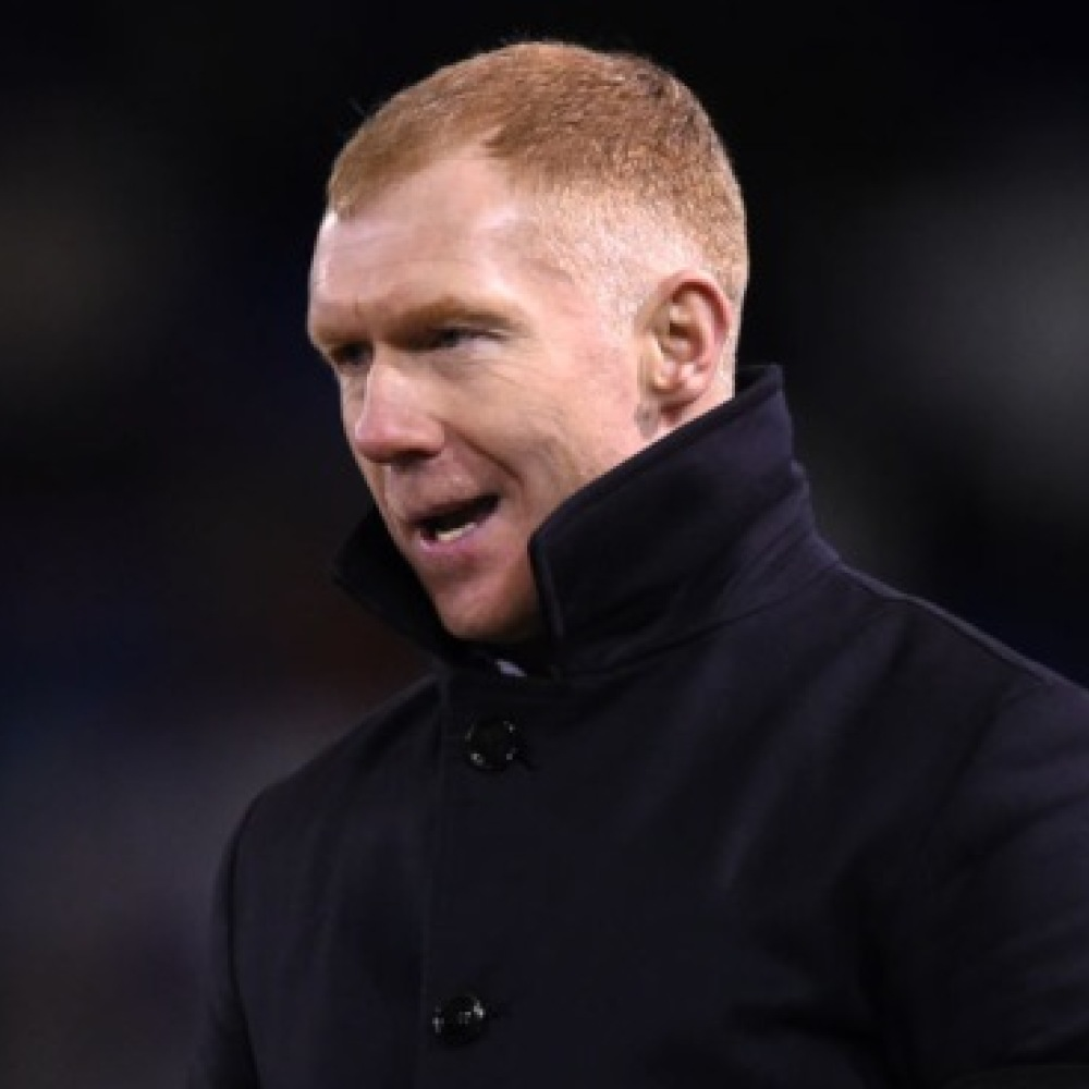 Scholes names 'awkward' Arsenal man as toughest Man Utd opponent