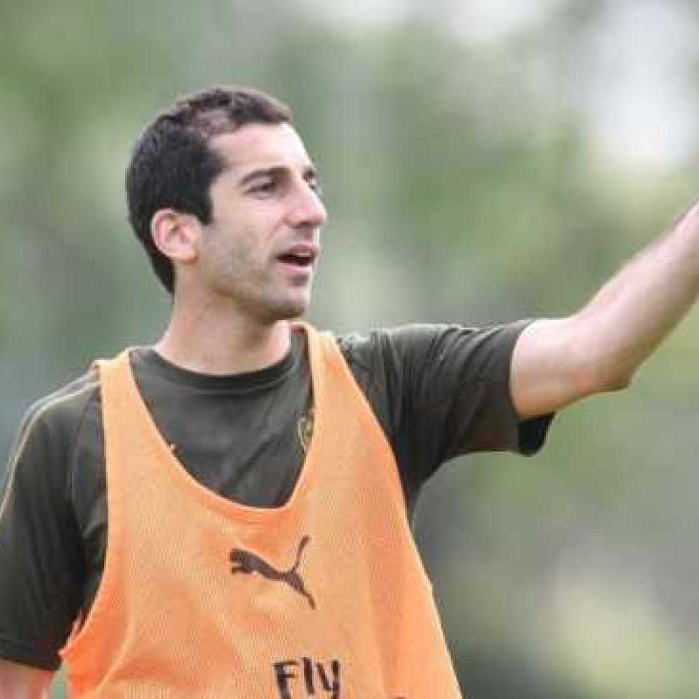 'Disappointed' Arsenal rule Mkhitaryan out of Europa final