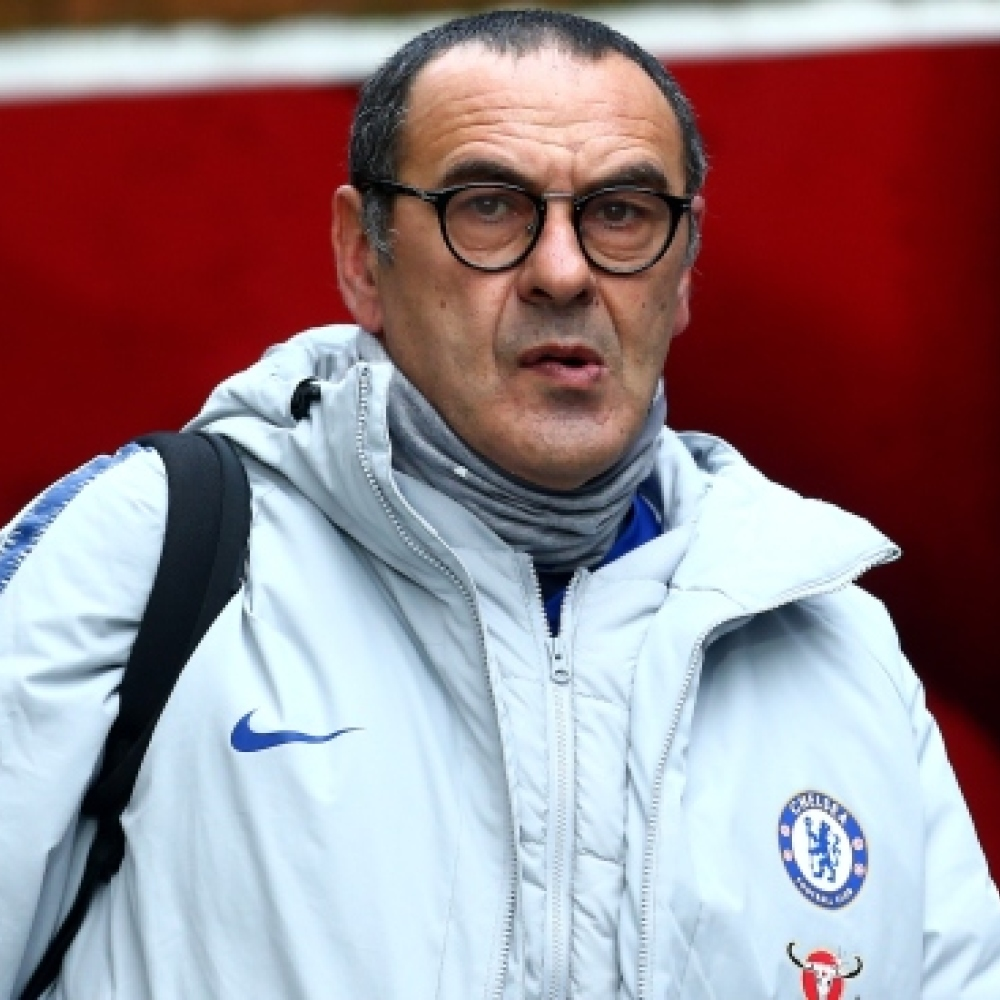 Sarri didn't watch World Cup, says Chelsea > England