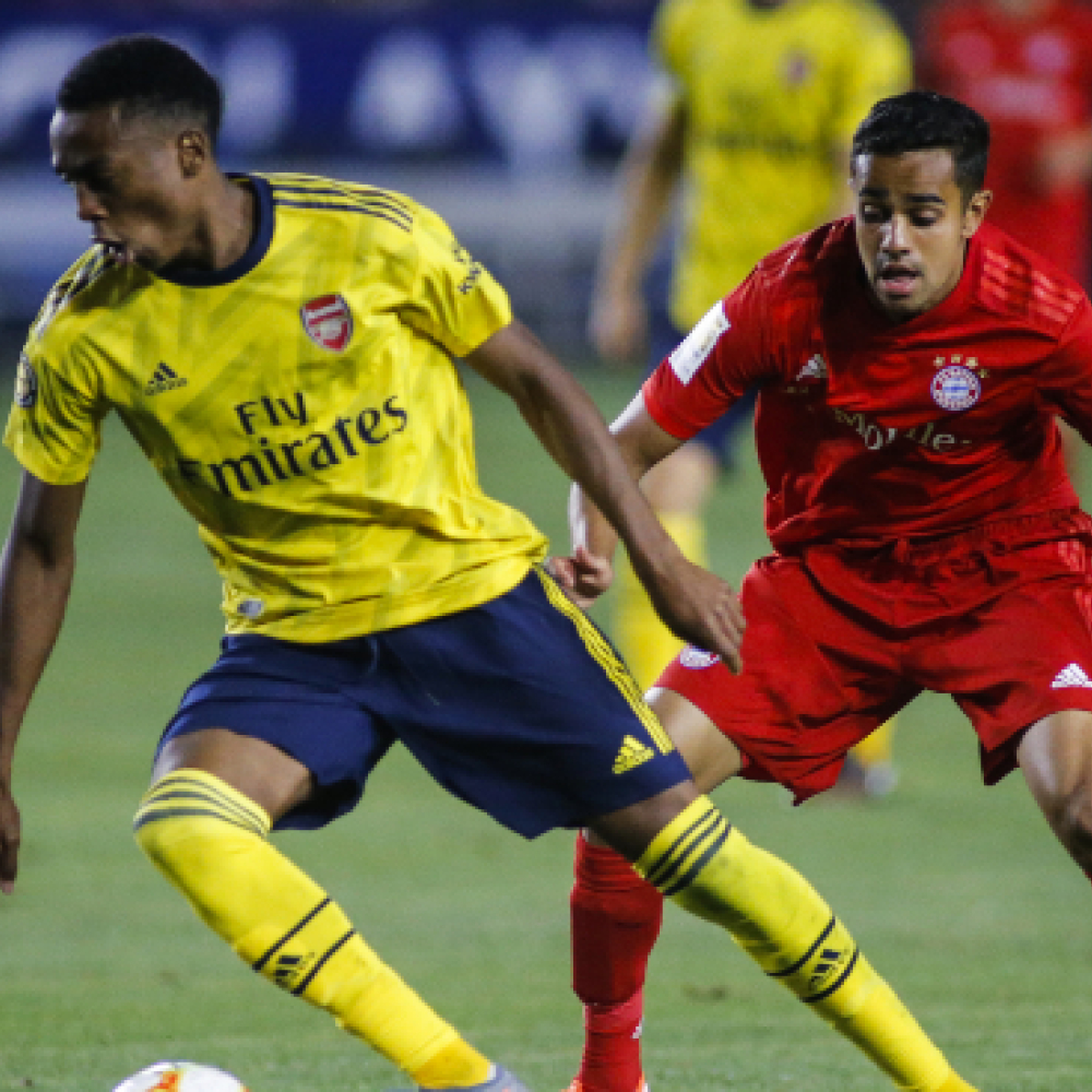 The 13 Arsenal youngsters out to impress Unai Emery in America