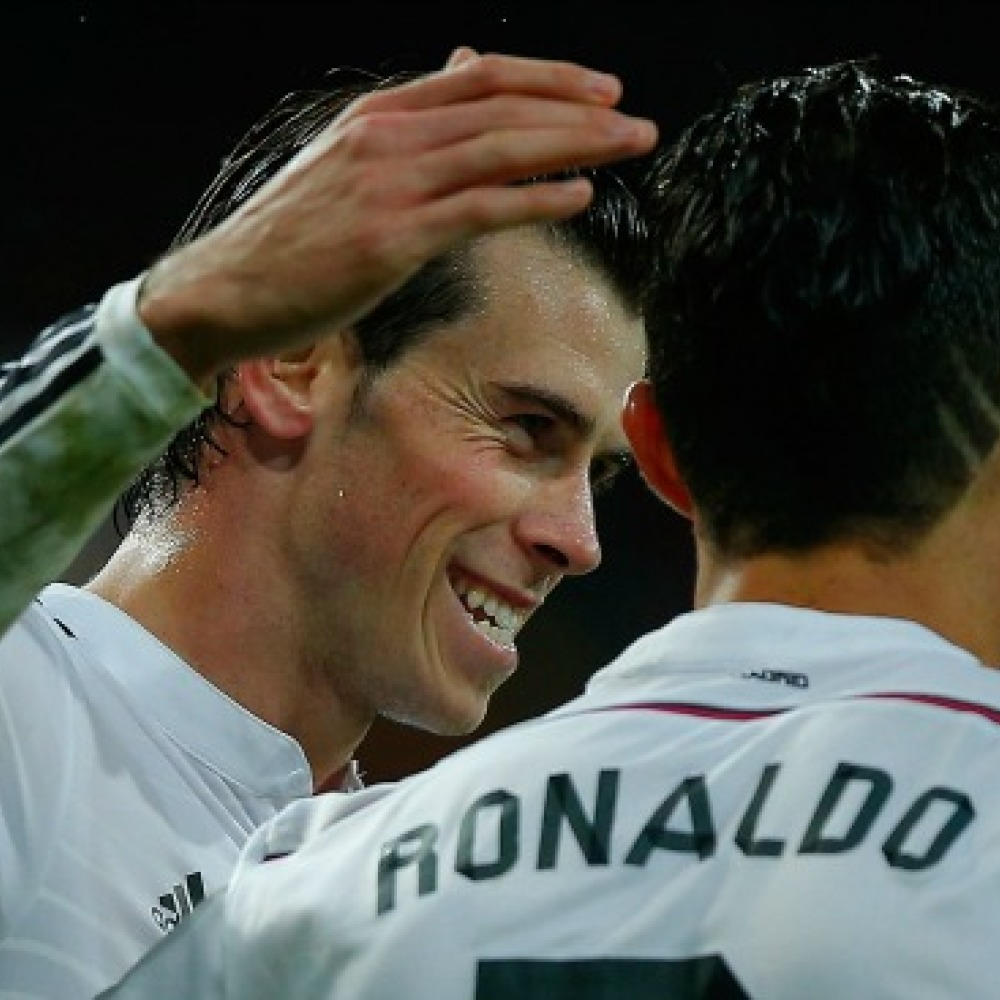 Bale agent says Ronaldo exit changes nothing at Real