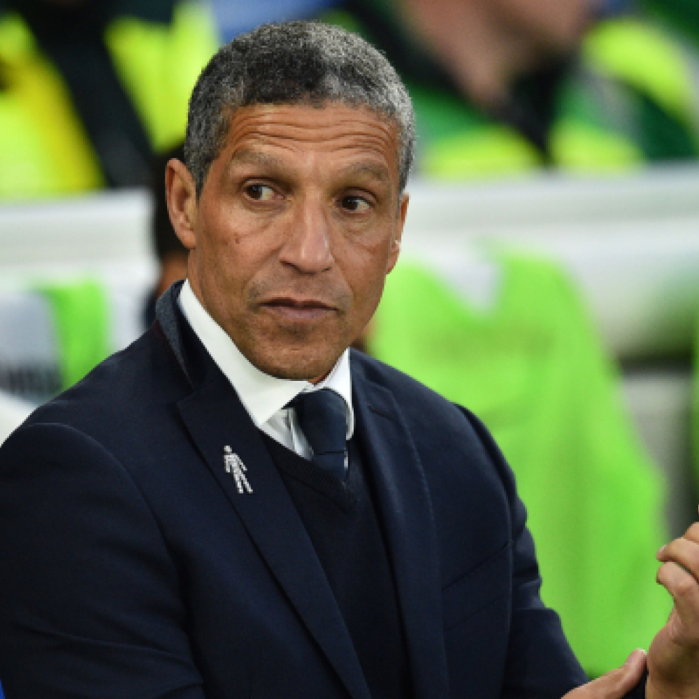 Hughton: Bulk of the decisions favoured Liverpool