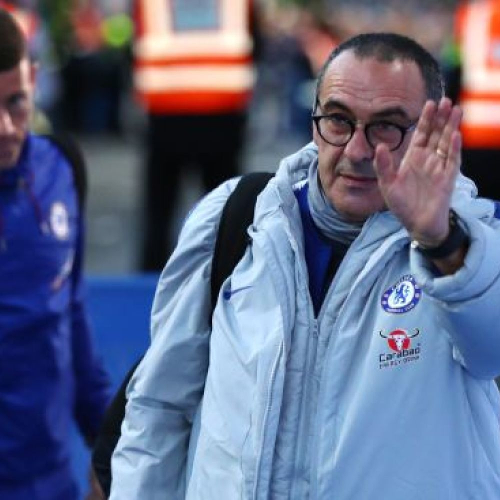 Sarri: 'It's difficult for Chelsea to find motivation'