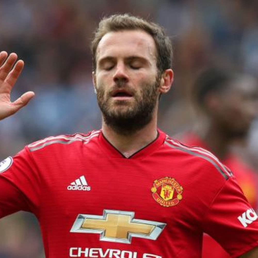 Man United make breakthrough in contract talks with Mata
