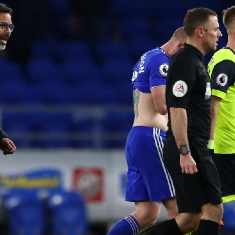 Town could pay heavy price for ref's 'big mistake' – Wagner