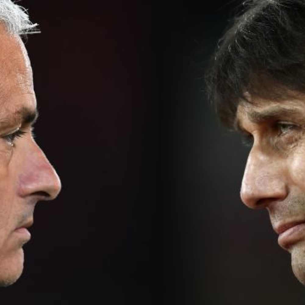 Mourinho explains why his feud with Conte is now over