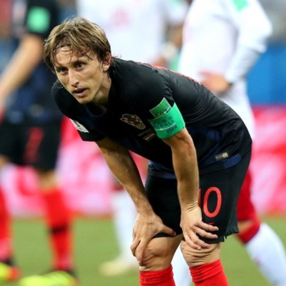 Real Madrid's Modric 'accepts suspended prison sentence'