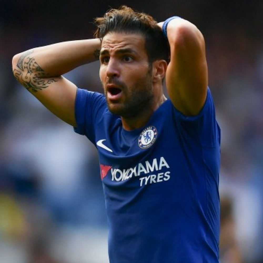 Fabregas speaks out on 'difficult situation' at Chelsea