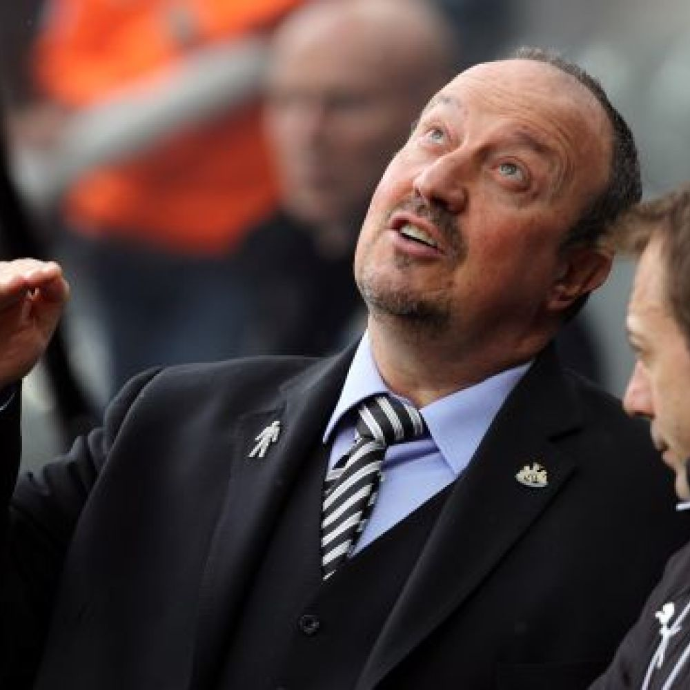"Benitez: ""We cannot compete against Bournemouth money"""