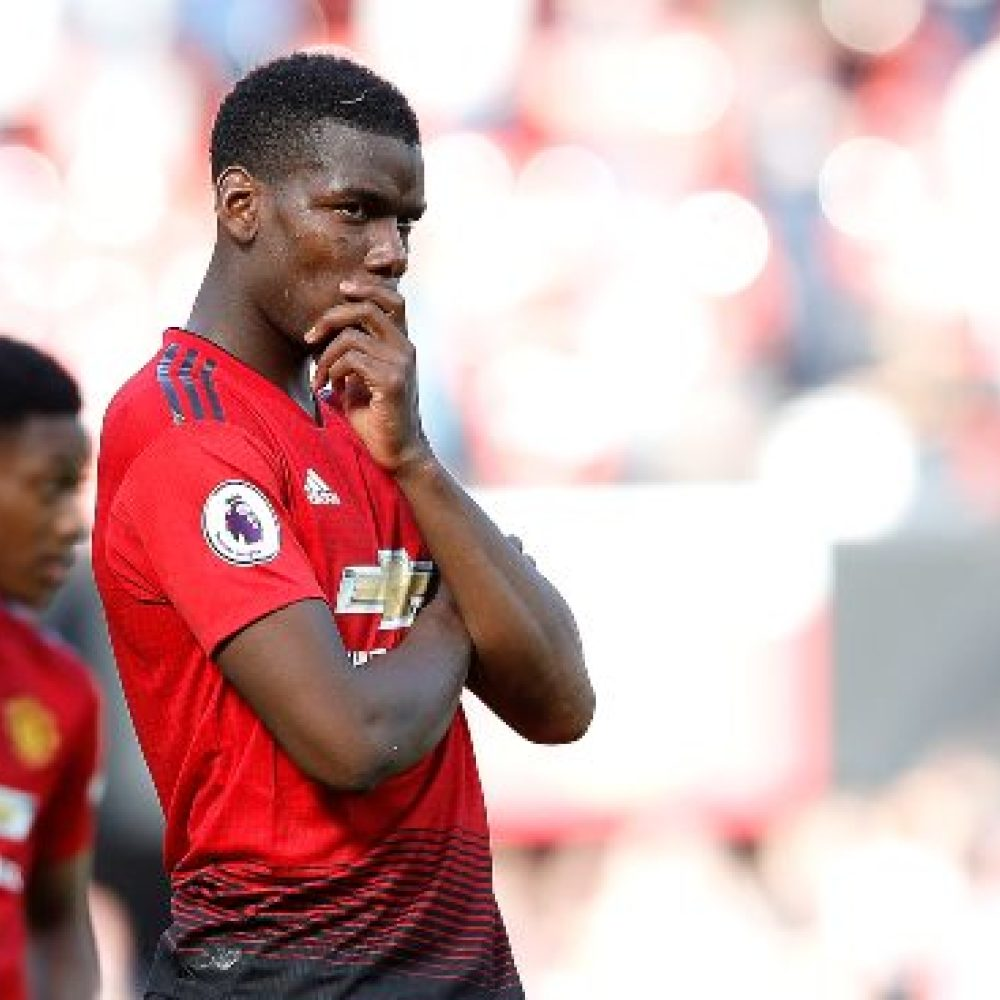 'Desperate' Real offer 'four big-name stars' to Man Utd for Pogba