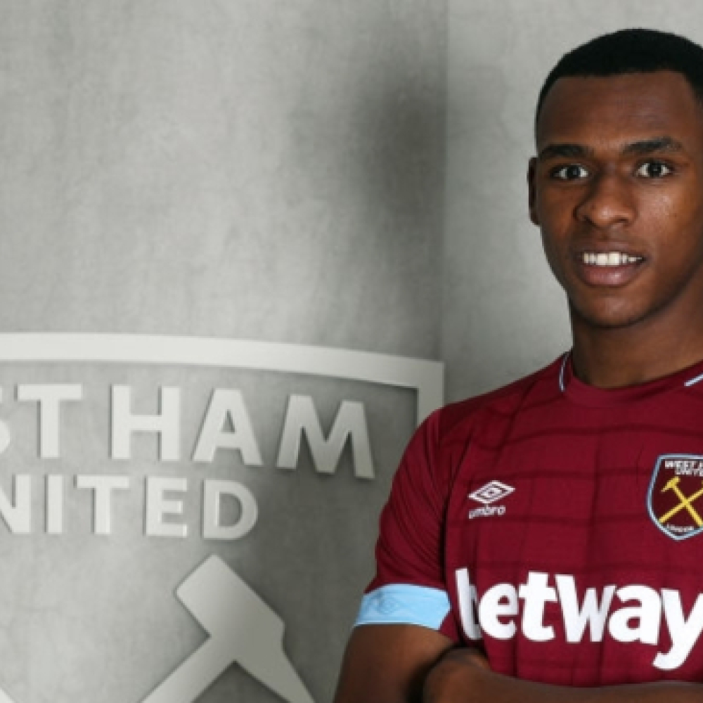 West Ham demand £75m for Man Utd target Diop – report