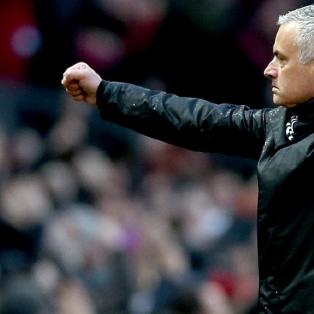 'Solidarity' delights Jose as United play 'perfect' without Pogba