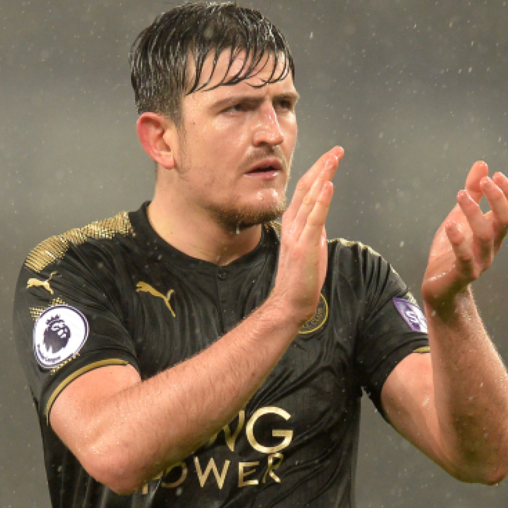 Gossip: United passed up Maguire bargain; Barca's option