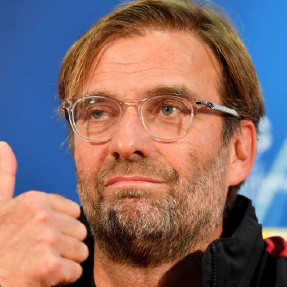 Klopp names four 'unbelievable' Manchester United players