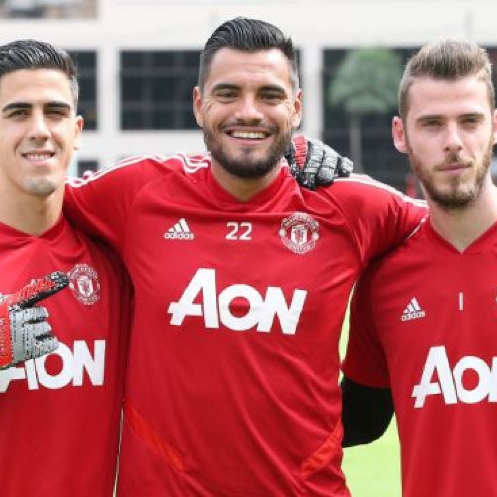 Man Utd seal loan for keeper who may be 'better than De Gea'