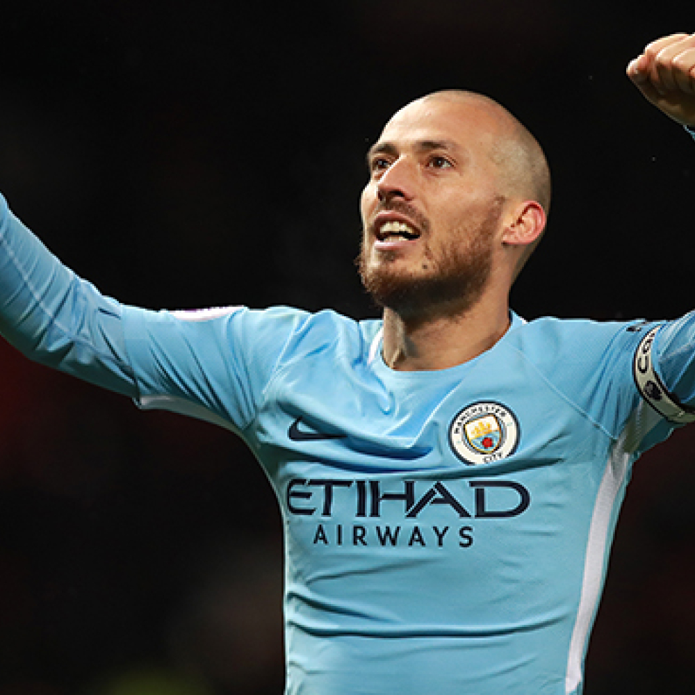 Mails: Sick of all the fawning over David Silva…