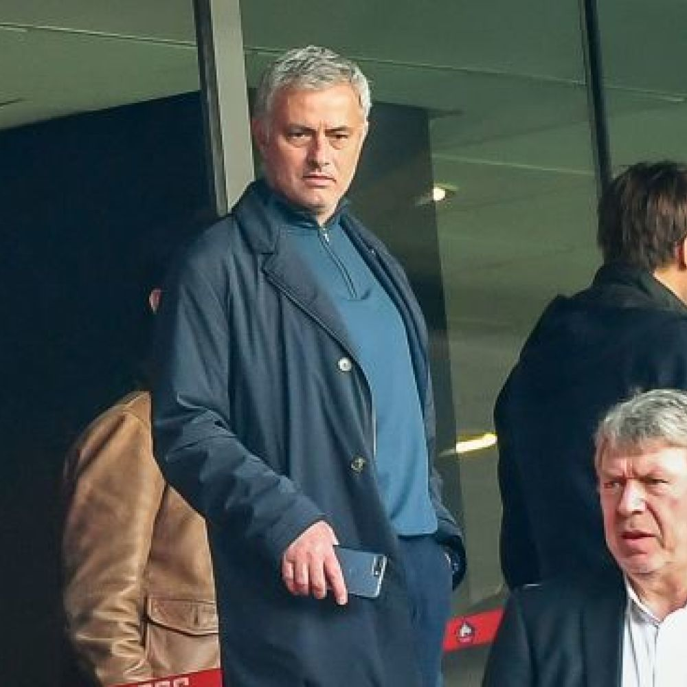 Mourinho reveals when he wants to return to management