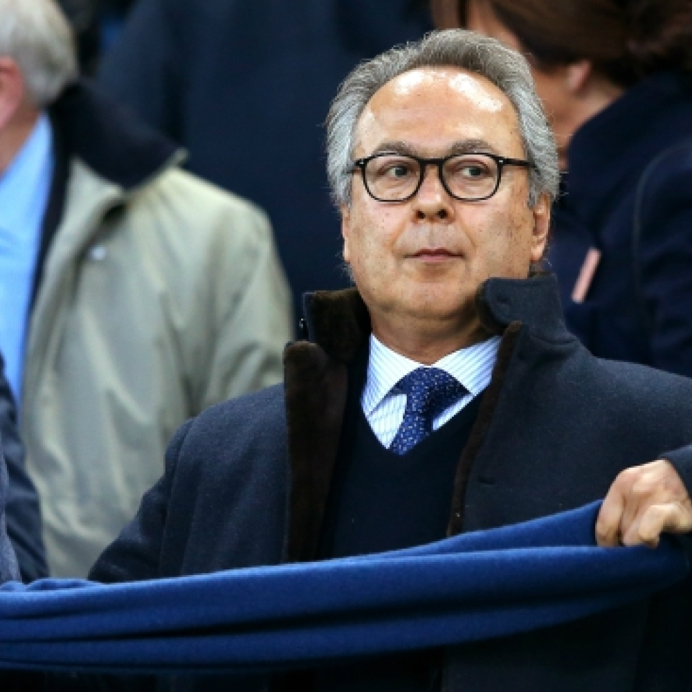 Farhad Moshiri increases Everton stake