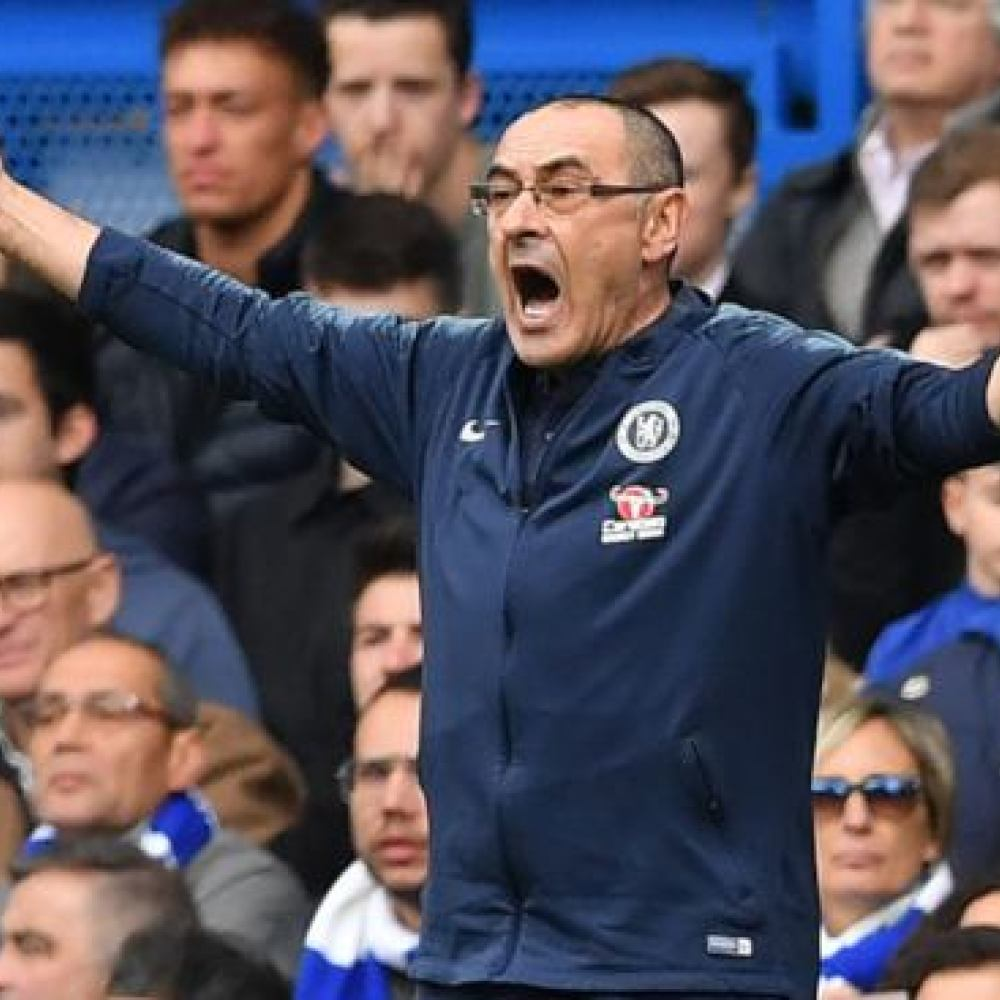 'Chelsea would not try to hold Sarri against his will'
