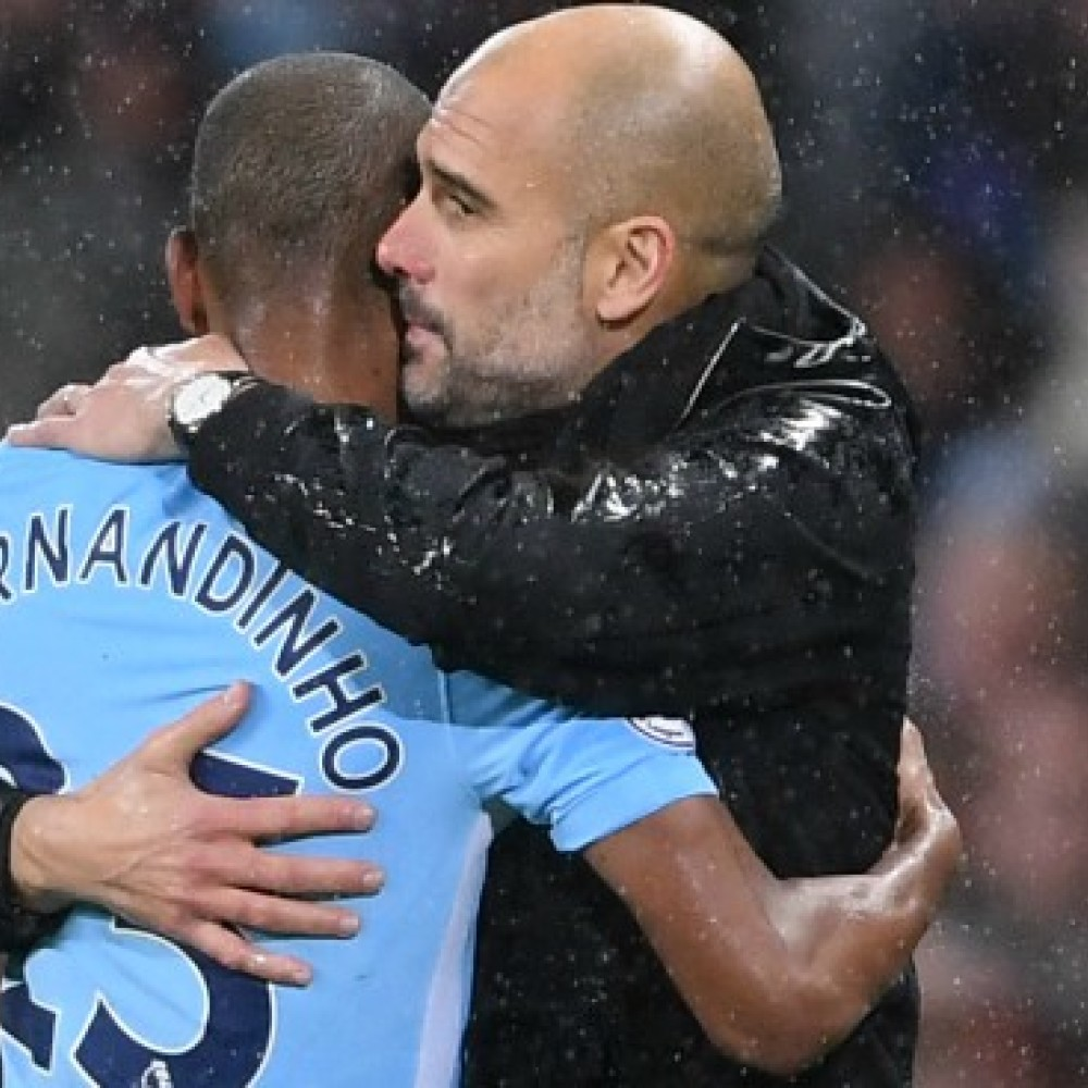 Fernandinho 'can't deny City are close' but vows no let up