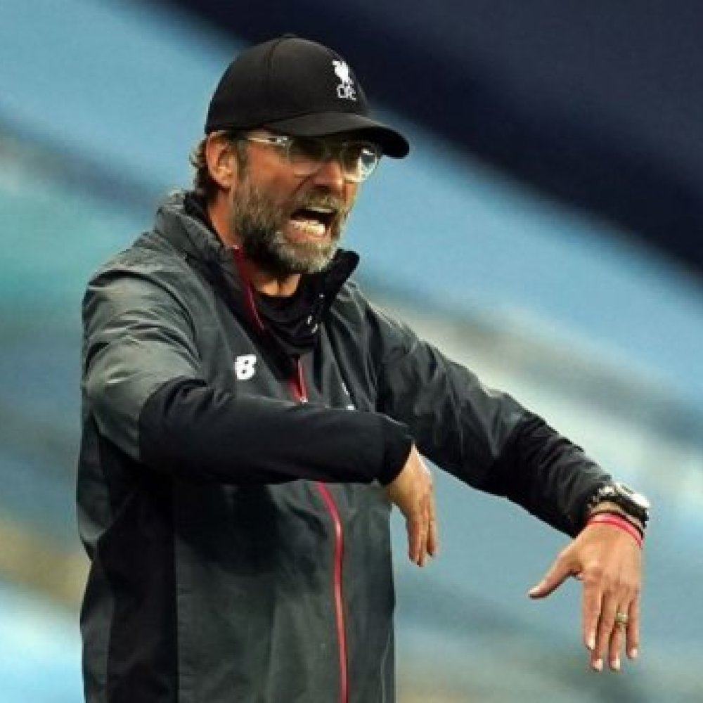 Klopp awkward in response to questions of Liverpool attitude