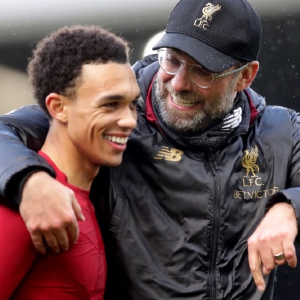 Alexander-Arnold explains how Klopp shaped Liverpool career
