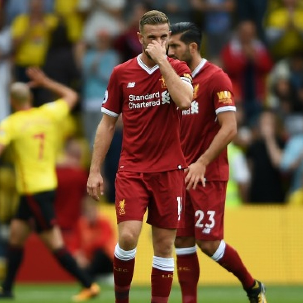 F365's early loser: Liverpool's set-piece defending