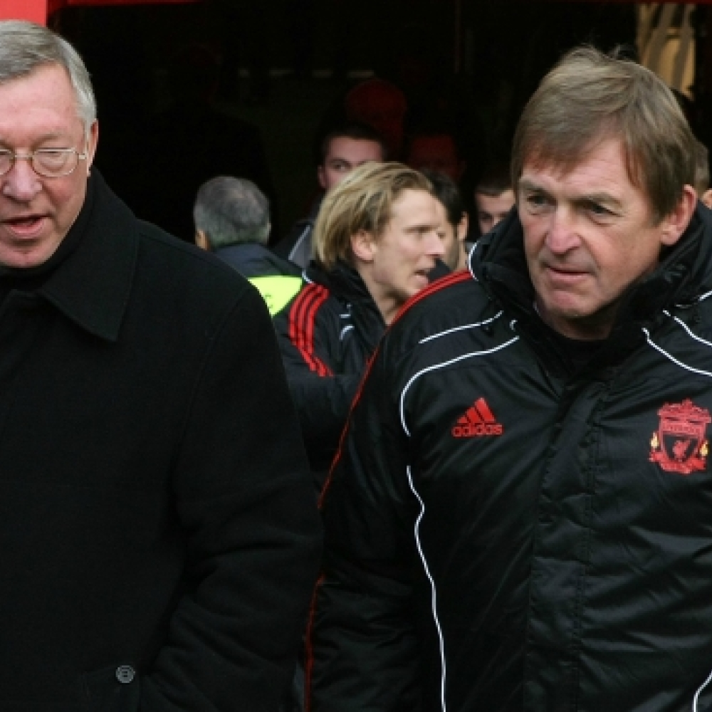 'You are not at war!' – Dalglish reveals Fergie title message
