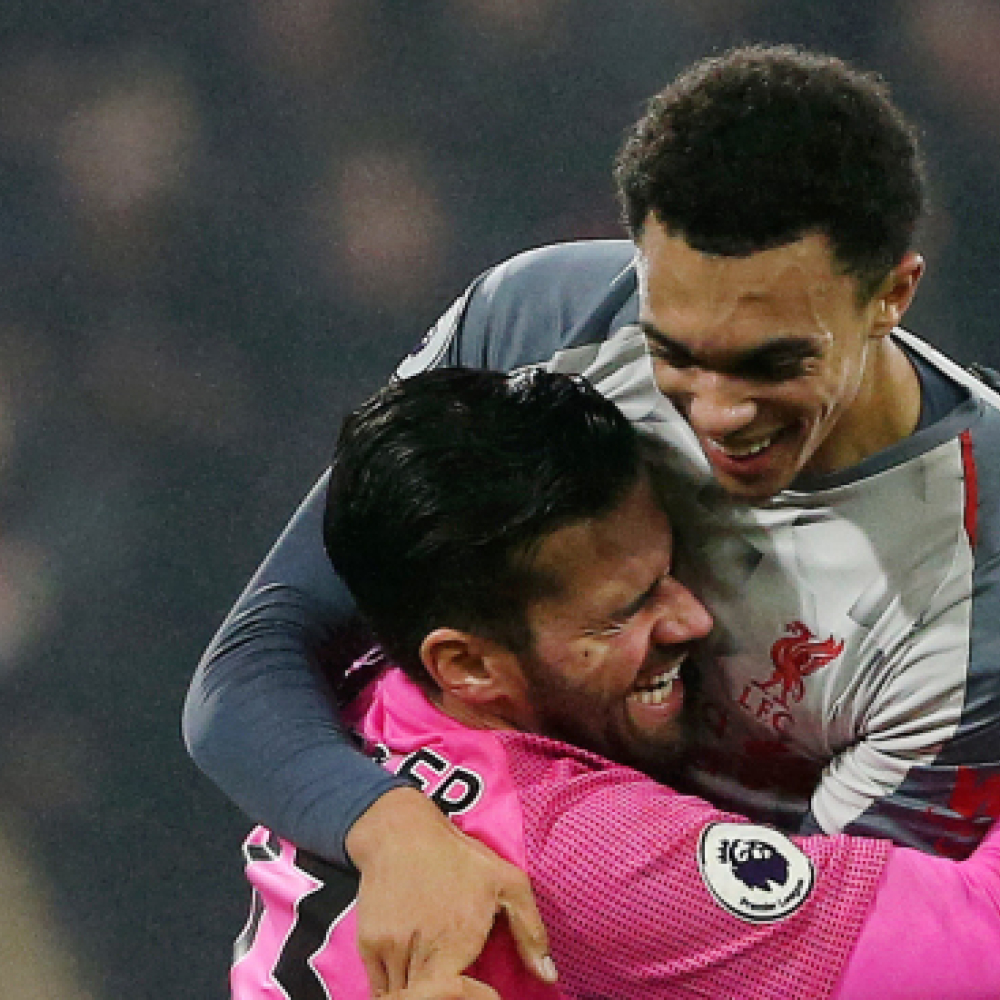 Alisson was sh*t, Arsenal were pleasantly windy and…