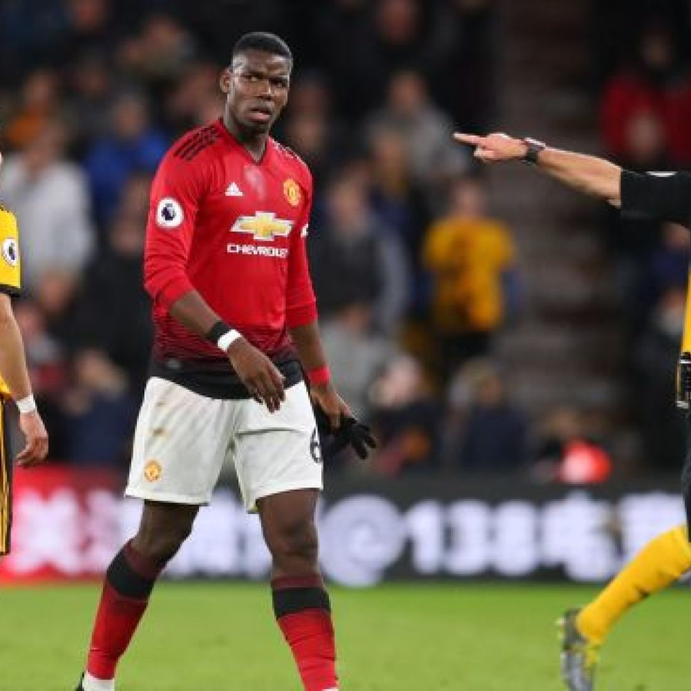 Solskjaer reacts to Pogba's latest below-par display