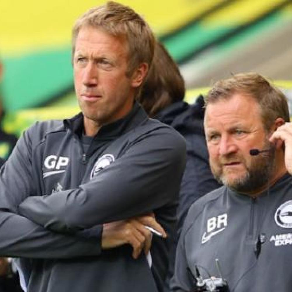 Potter: Brighton not safe yet so must 'keep fighting'
