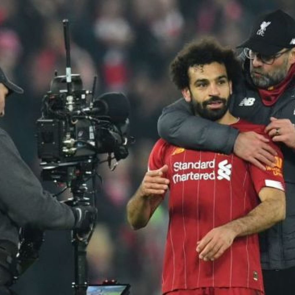 Klopp: 'Few problems' for Salah but Liverpool in 'best possible shape'