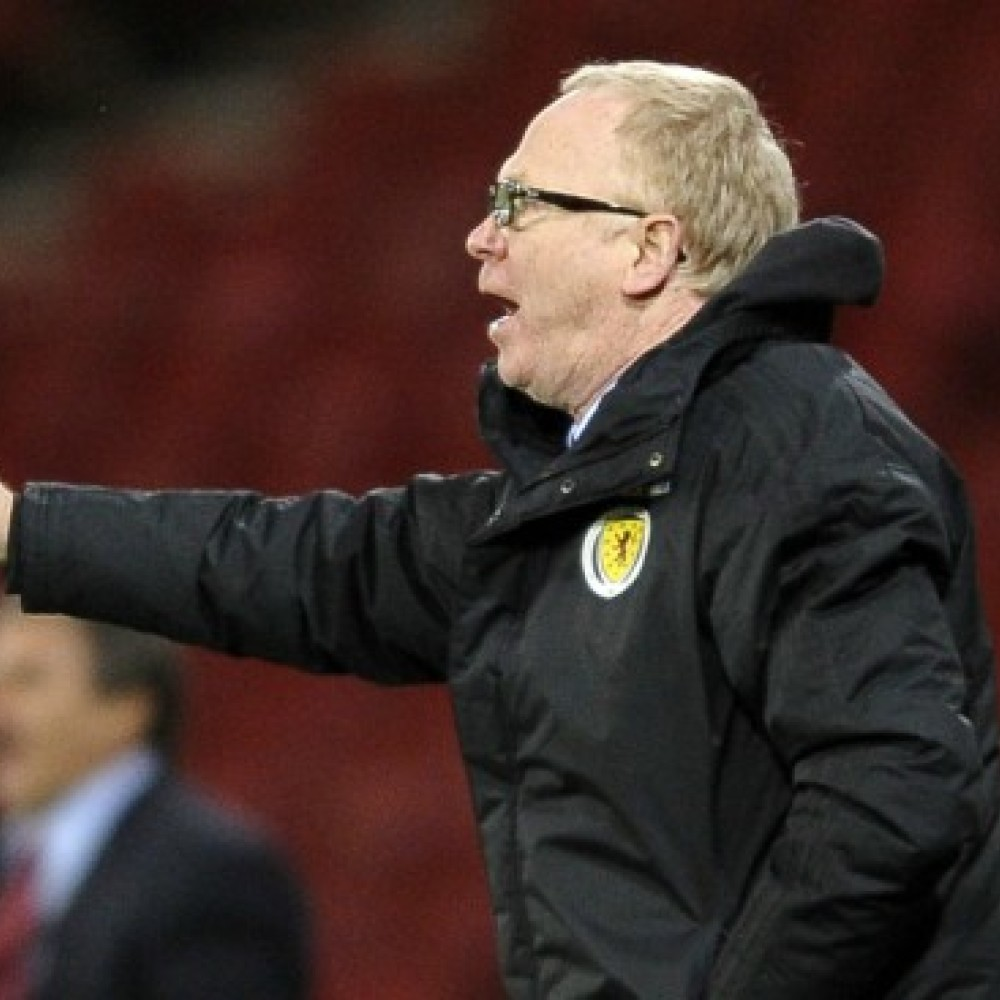 Bring on the Moyes: Scotland confirm departure of McLeish