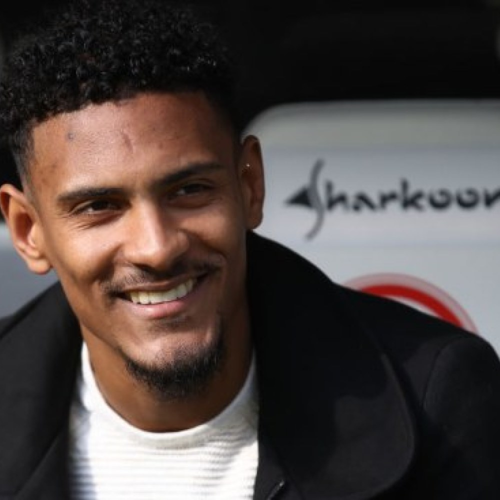 Haller heading to West Ham medical ahead of £45m move