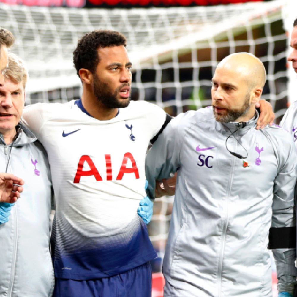 Pochettino confirms Tottenham midfielder out until 2019
