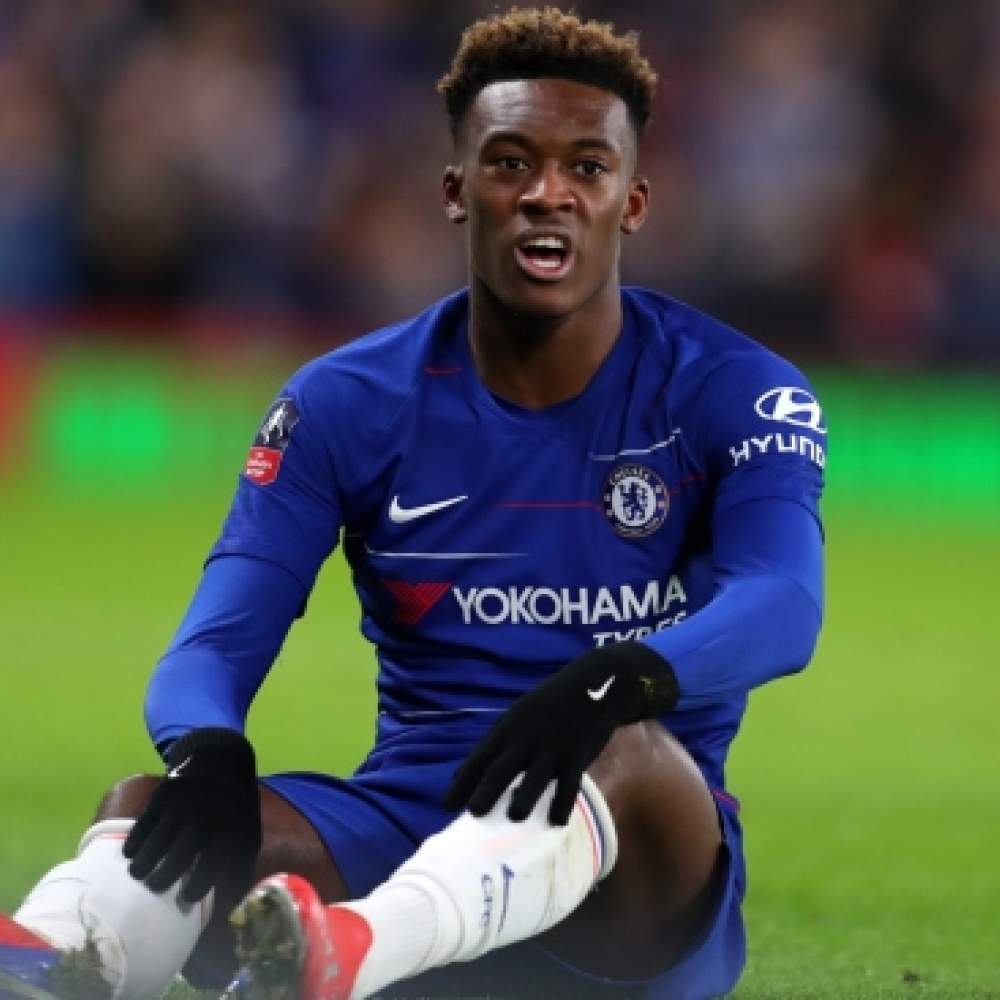 Chelsea will refuse to sell in-demand Hudson-Odoi to Liverpool