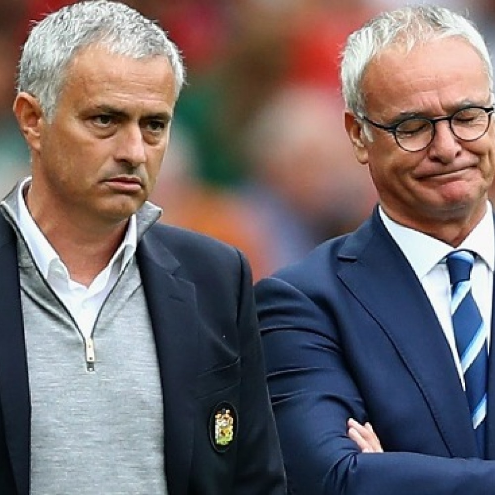 Ranieri labels Mourinho as his 'very friendly friend'