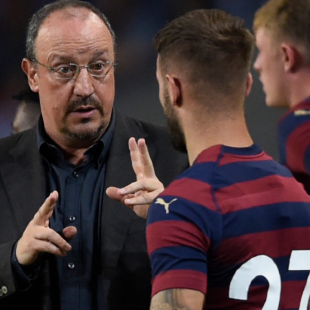 Benitez looks to move on from transfer window