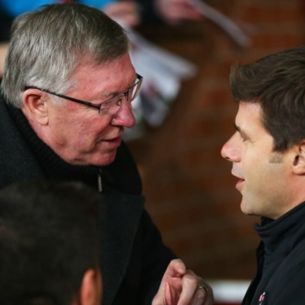 Pochettino: Fergie's presence at Man Utd a 'massive, important thing'
