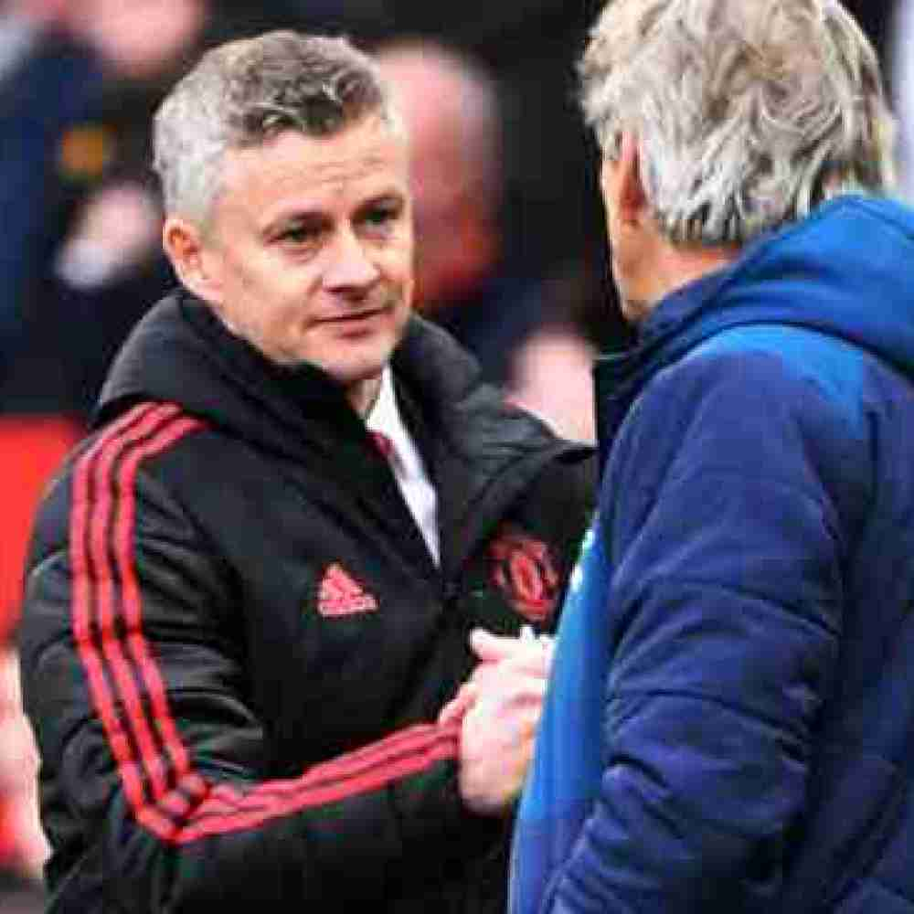 Solskjaer admits Man Utd 'got away with it'